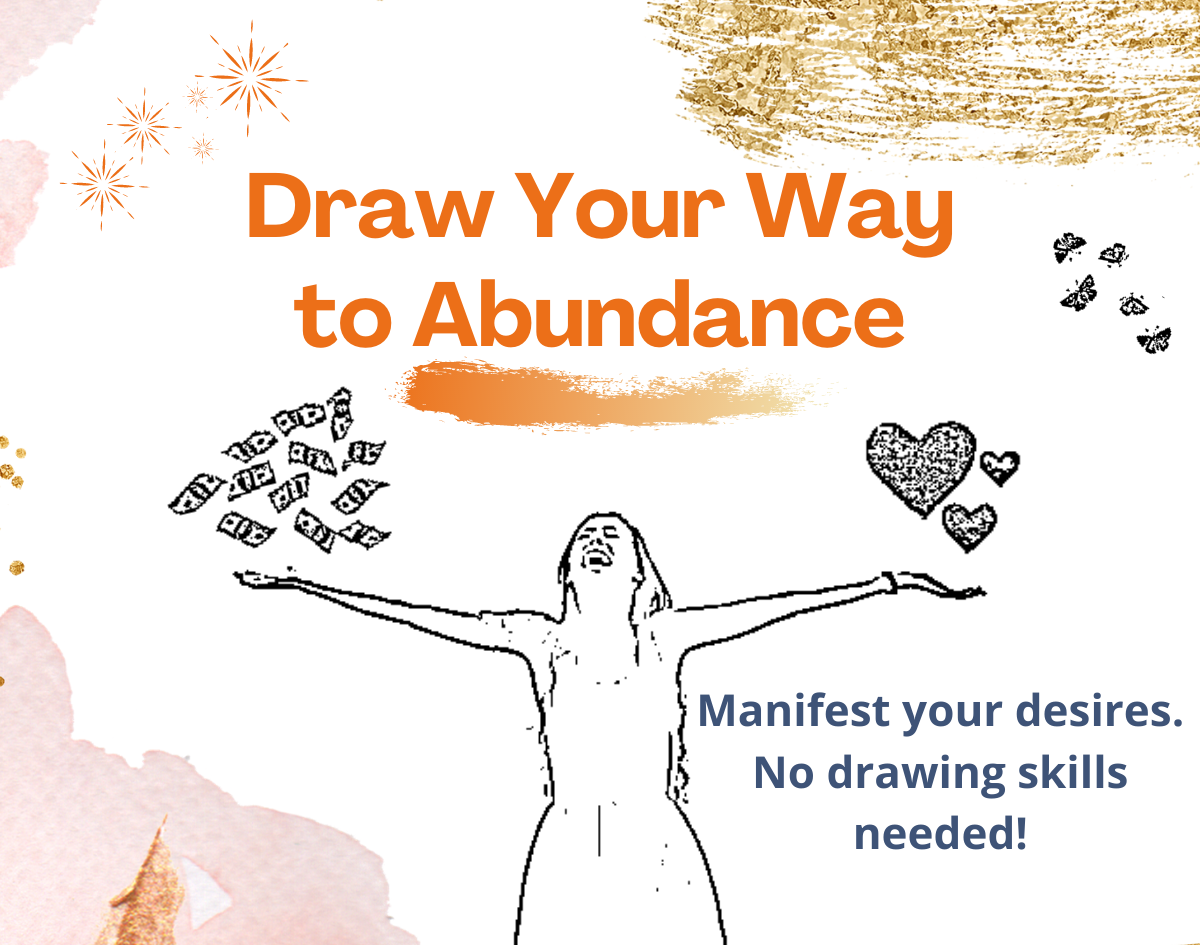 Draw Your Way to Abundance email course